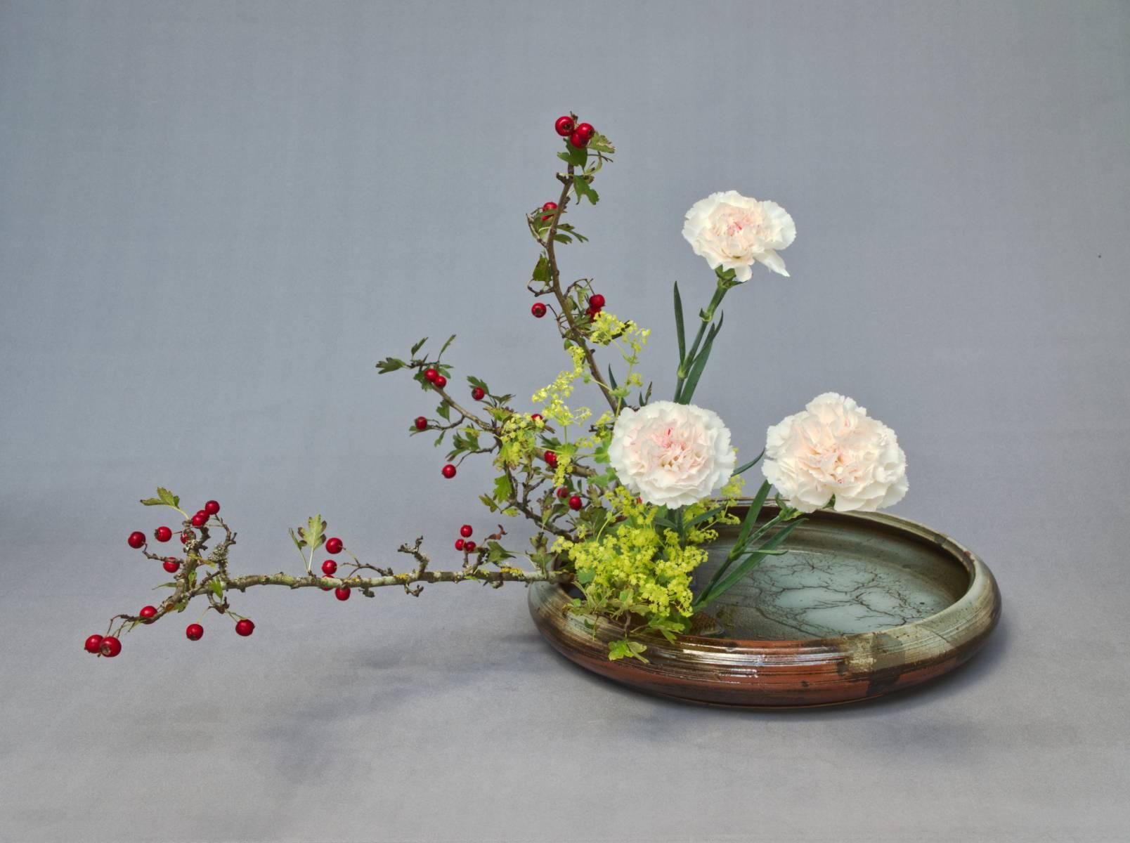 Shikisai Moribana - Keisha kei